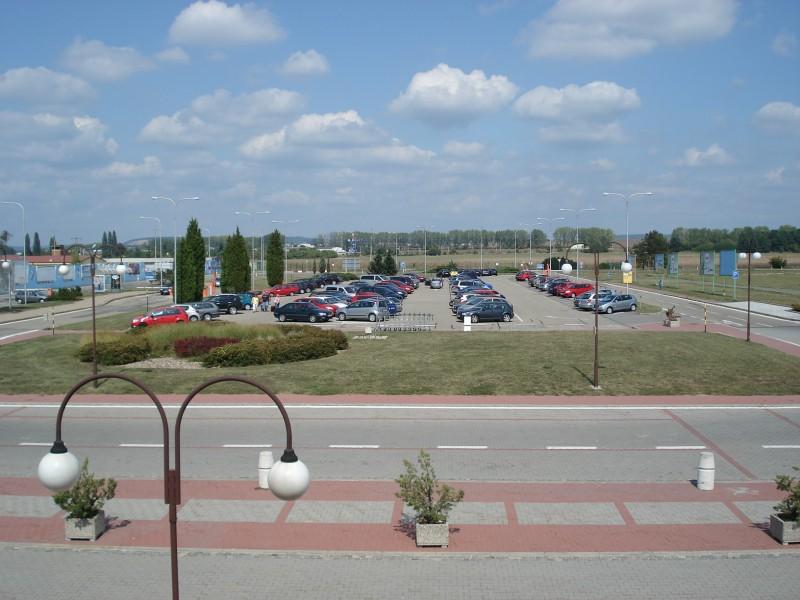 Parkování Letiště Brno